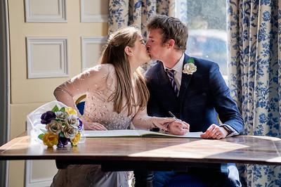 Larkbeare House Wedding Exeter