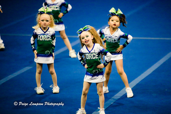 Cheer Force Tiny