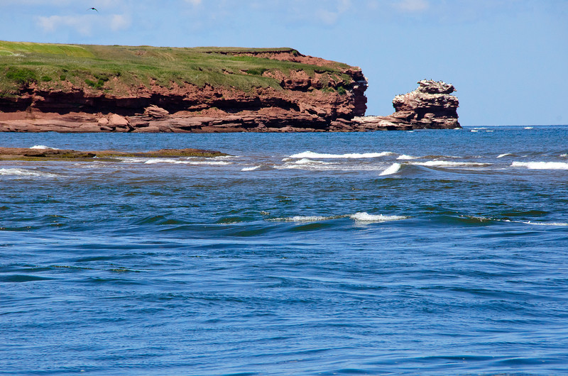 New London Bay, PEI. 21 July, 2012.