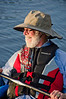 My Dad, Brian Mills, out for a beautiful evening paddle near New London PEI, July 18, 2012.