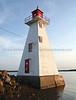 Brighton Beach Range Front Lighthouse