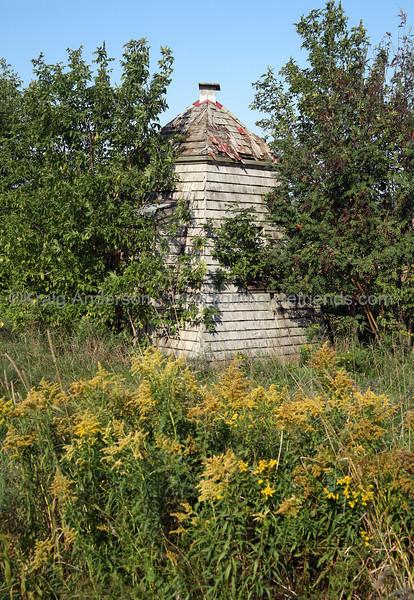 Brush Wharf Range Front Lighthouse
