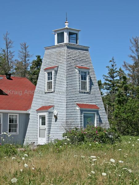 Little Channel Rear Range Lighthouse