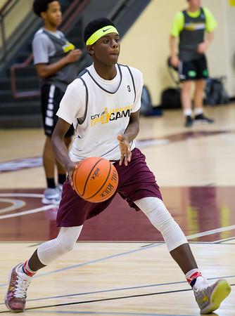 Prince Griffon Basketball