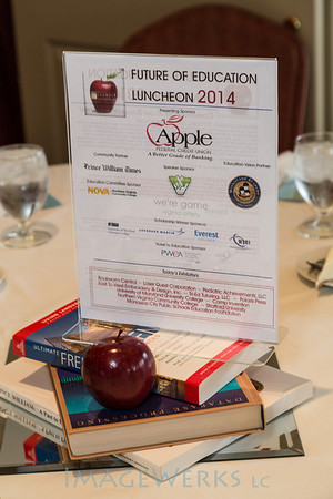 PW Chamber Future of Education luncheon 2014