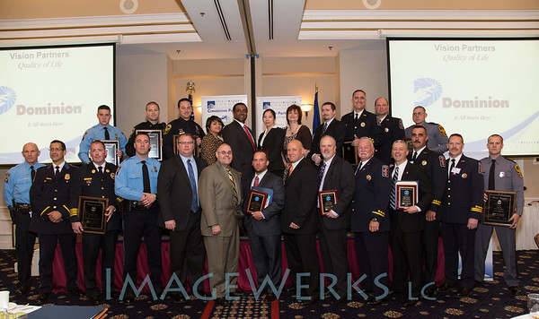 PWC 2014 PWC Valor Awards