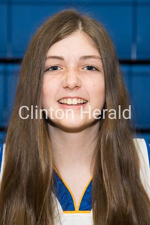Sophie Griffin, freshman