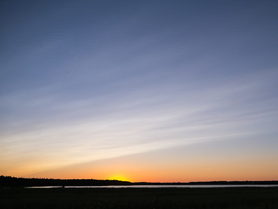 Sunset Expedition: Somewhere in Eastern PEI