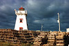 In June 2010 the Coast Guard announced that they would be declaring most Canadian lighthouses as 'surplus' to maritime needs and would no longer be maintained and eventually divested.  Under the Heritage Lighthouse Protection Act (HLPA) passed by Parliament, lighthouses could receive heritage protection if groups came forward to care for the light and submitted a petition with a least 25 signatures by May 29, 2012.  Lighthouses which do not receive a heritage designation could be sold to private ownership or demolished starting in May 2015.