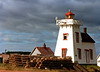 The town of North Rustico was founded near a harbor along Prince Edward Island's north coast by Acadian refugees during the Seven Years War in the late 1700's.  The name is derived from one of the original French settlers of the area.