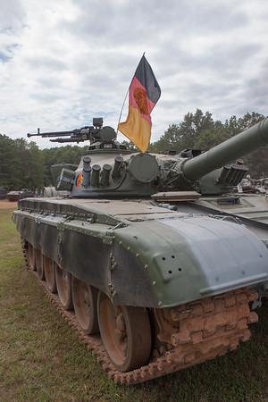 Americans in Wartime Museum Tankfarm 2013 open house