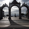 City Gate in Punta Delgada