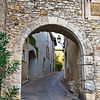 Castelet in Provence, France
