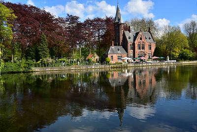 Brugge, Belgium restaurant