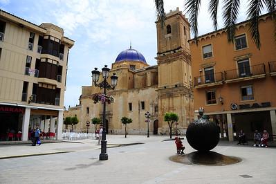 Port of Cartagena:  Liche, Spain