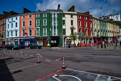 Shops and Pubs in Cobh