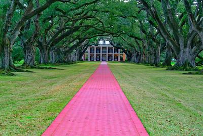 Cruise Trip:  Oak Alley Plantation, New Orleans, the Caribbean