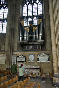 Canterbury Cathedral organ