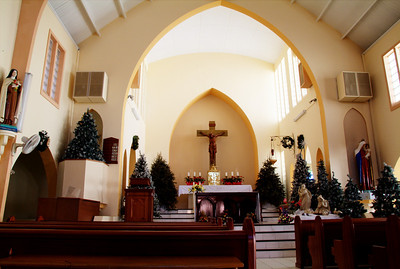 Catholic Church in St. Martin