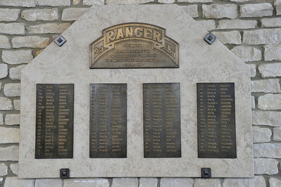 Rangers who were killed in action taking Pointe du Hoc
