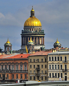 St. Isaac's Cathedral dome