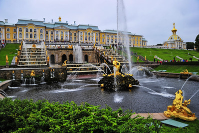 Peterhof, Peter the Great summer home
