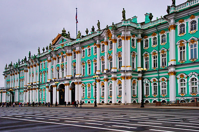 The Hermitage (Russian State Museum)