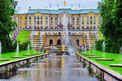 Peterhof, Peter the Great's summer home