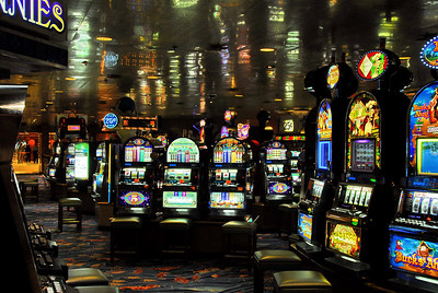 Casino, slot machines