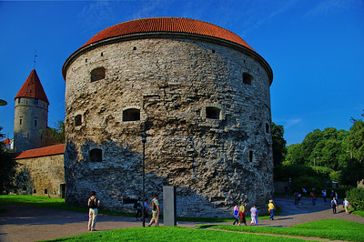 Great Coastal Gate and Fat Margaret's Tower