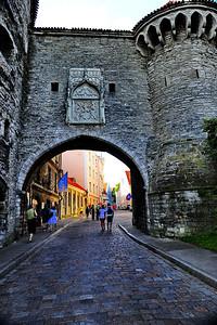 Old Town Coastal Gate