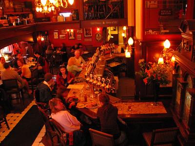 Sticky Wicket Pub