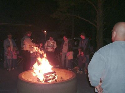 Induction Camp Sioux 2005