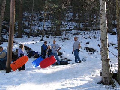 WinterCamp Sioux 2004