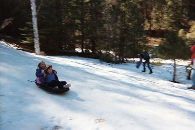 Wintercamp 2003 - Anasazi