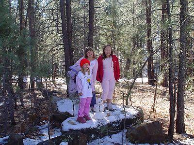 Wintercamp - Anasazi