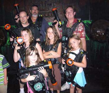 Comanche Laser Tag 2006