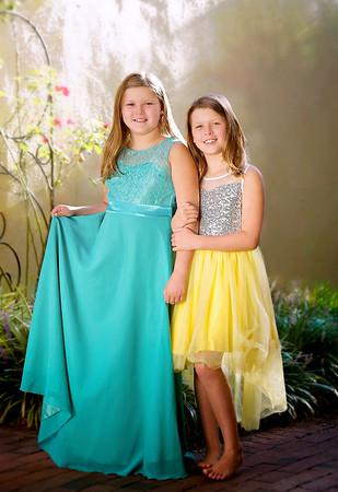 Princesses & Minnies