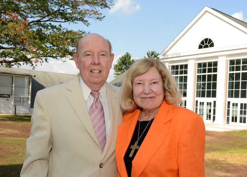Joseph '59 and Sara Beck