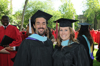 2012 Westminster Choir College Commencement
