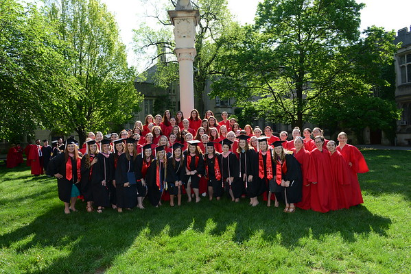 2016 Westminster Choir College Commencement