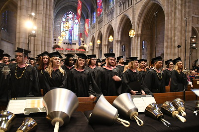 2018 Westminster Choir College Commencement