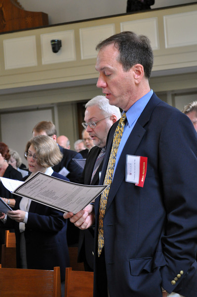 2011 WCC Reunion Weekend:  Alumni Chapel Service
