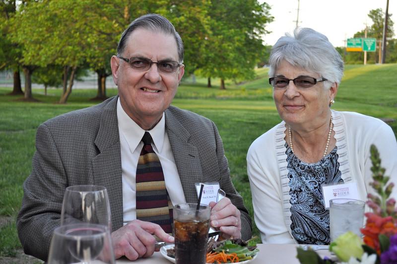 Welcome Alumni Banquet at Salt Creek Grill