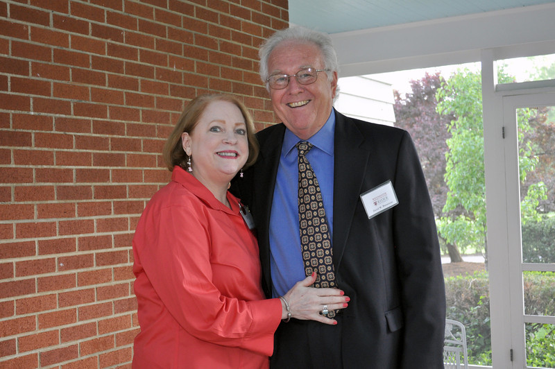 President's Society of Leadership and Members of the Legacy Society Donor Reception at Hamilton House