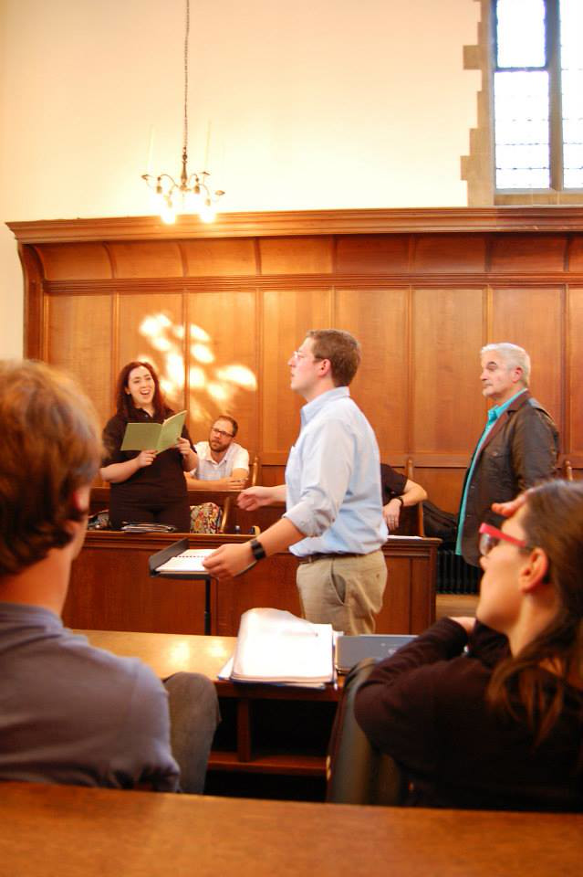 Choral Institute at Oxford