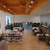 Lower school library at Kaiwen Academy's Chaoyang campus.