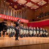 Conductor Susanna Saw and the Malaysia Institute of Art Choir shared the concert with the Westminster Choir at Golden Sail Concert Hall.  Ms. Saw is enrolled in Westminster's online Master of Voice Pedagogy program.