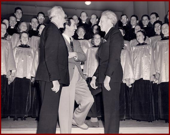 Westminster Choir College Historic Photos