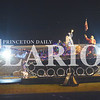 Quiche Matchen/ Daily Clarion <br /> The Veteran of Foreign Wars Post 2714 display their decorated their tanker with Christmas lights and Santa.